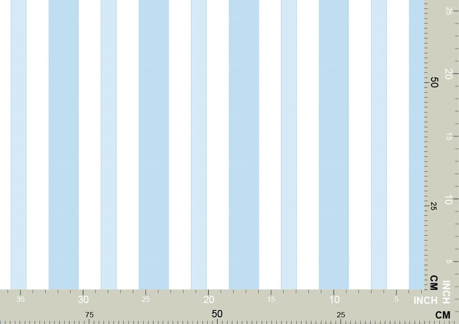 Kindertapeten Und Bord?ren : Baby Blue Stripes